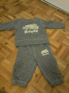 Toddler grey roots set for 15