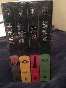 THE HOBBIT & THE LORD OF THE RINGS BOXED SET Regina Regina Area image 2