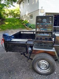 Miller portable gas Welder /generator