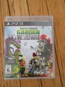 """""""Garden Warefare"""" - (PS3 Game)"""