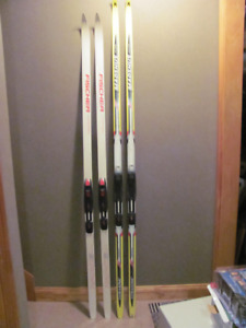 Wanted NNN  cross country skis,poles,boots