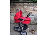 REDUCED - £100 - Quinny Buzz pushchair/pram/travel system