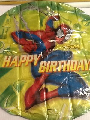 Happy birthday Spider-Man