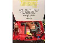 Hilti TE 40-AVR SDS hammer drill 110v