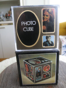 "VINTAGE ""PHOTO CUBE"" from the '60's..[NEVER USED]"
