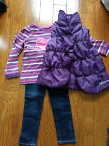 Lot of 2T girl clothes over 50 pieces