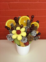 Win a Free Gift or party Pleaser! Flowers You Can Eat!