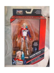 SUICIDE SQUAD HARLEY QUINN ACTION FIGURE DC MULTIVERSE SERIES