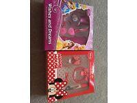 2 x girls Disney beauty/perfume sets
