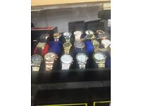 Prices for very good watches from £65