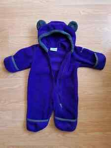 Perfect Condition 0-3m Columbia Fleece!