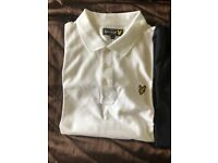 Lyle and Scott polo shirt UK XL