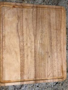 like new RV stove top fitting cutting board