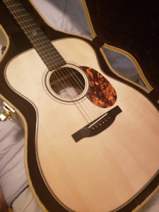 Boucher BG-51 OM Acoustic guitar