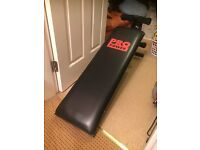 Pro power Sit up bench, Very good condition.