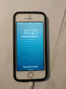 iPhone 5S - silver - 16 Gb