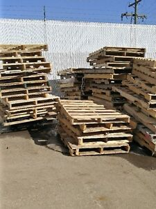 Pallets - Free for Pickup at Gregoire Business