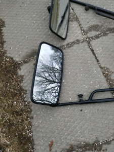 Tractor mirrors