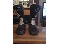 Mans SDI motorbike boots