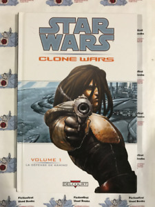 Graphic Novel: Star Wars, Clone Wars Volume 1 (French)