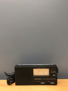 Radio - Realistic Voice Of The World AMFM Communication Receiver