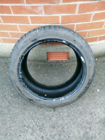 225/45/17 TYRE LIKE NEW