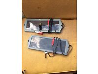 Solar battery chargers 12v