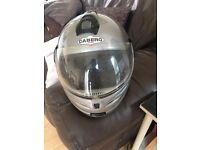 Caberg motor bike helmet