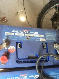Nautilus Ultra XD Deep Cycle RV Batteries