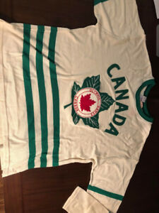 CANADA 1956 Kitchener-Waterloo Dutchmen Olympic jersey (replica)