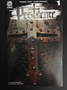 Comics - Aftershock Pestilence #1 (2 of 2 copies available)