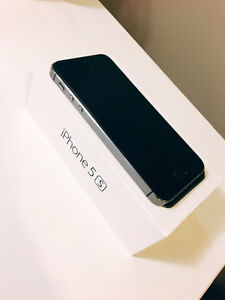 IPhone 5S - Space Grey - 16GB - Rogers