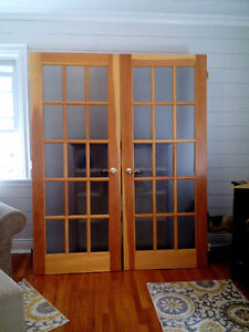 INTERIOR FRENCH DOORS FOR SALE