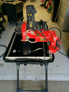 Ceramic water saw 7 inch NEW REVISED PRICE!!