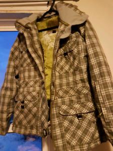 Liquid boardwear coat