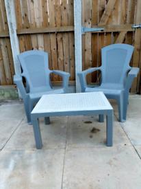 Outdoor garden patio furniture