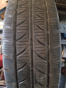Selling 4 Yokohama Winter tires R16 for light trucks