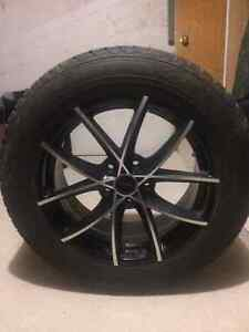 Rims and Nokian Tires