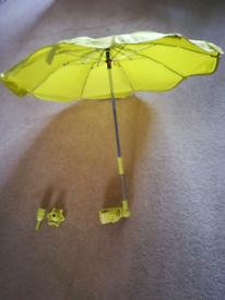 Mother Care pushchair sun umbrella