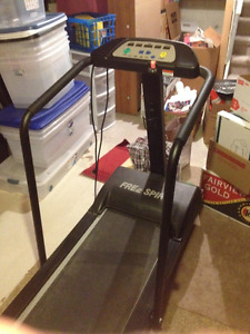 Power Treadmill and/or Manual Exercise Bike - $149 each OBO