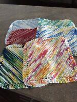 Supporting the SPCA-Handmade dishcloths