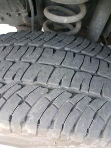 Michelin truck tires