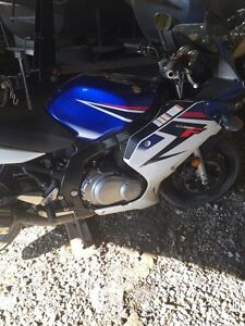 2008 Suzuki 500GS. Want it out of garage !!