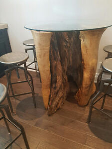 ***One of a Kind Bar Table***