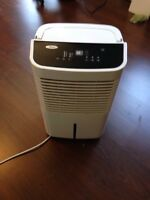 Dehumidifier/heater
