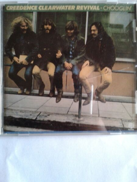 Creedence Clearwater Revival - Chooglin', cd
