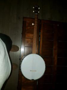 Harmony banjo