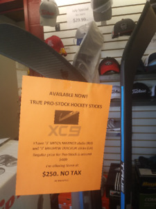 True Pro Stock Hockey Sticks