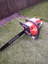 Petrol Chainsaw Spares or Repair