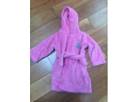 Tatty teddy dressing gown, age 1.5 years up